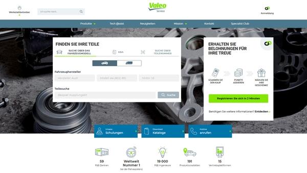 Neue Website für Fahrzeugwartung und Reparatur