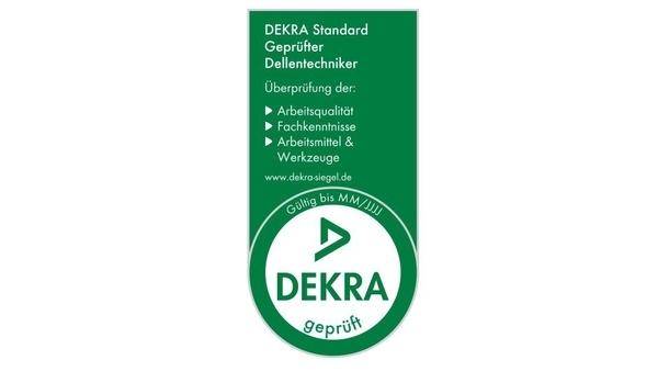 DEKRA Standard Geprüfter Dellentechniker