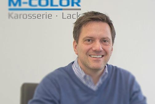 M-Color: Unternehmer geht eigene Wege