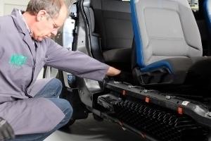 CfK-Reparatur auf der Automechanika 2016