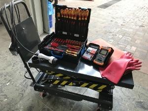 Das Werkzeug für den StreetScooter