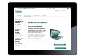 DEKRA Serviceportal
