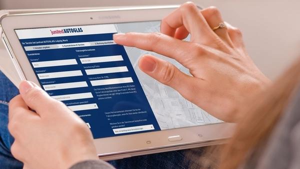 Termine für Schadenreparatur online buchen