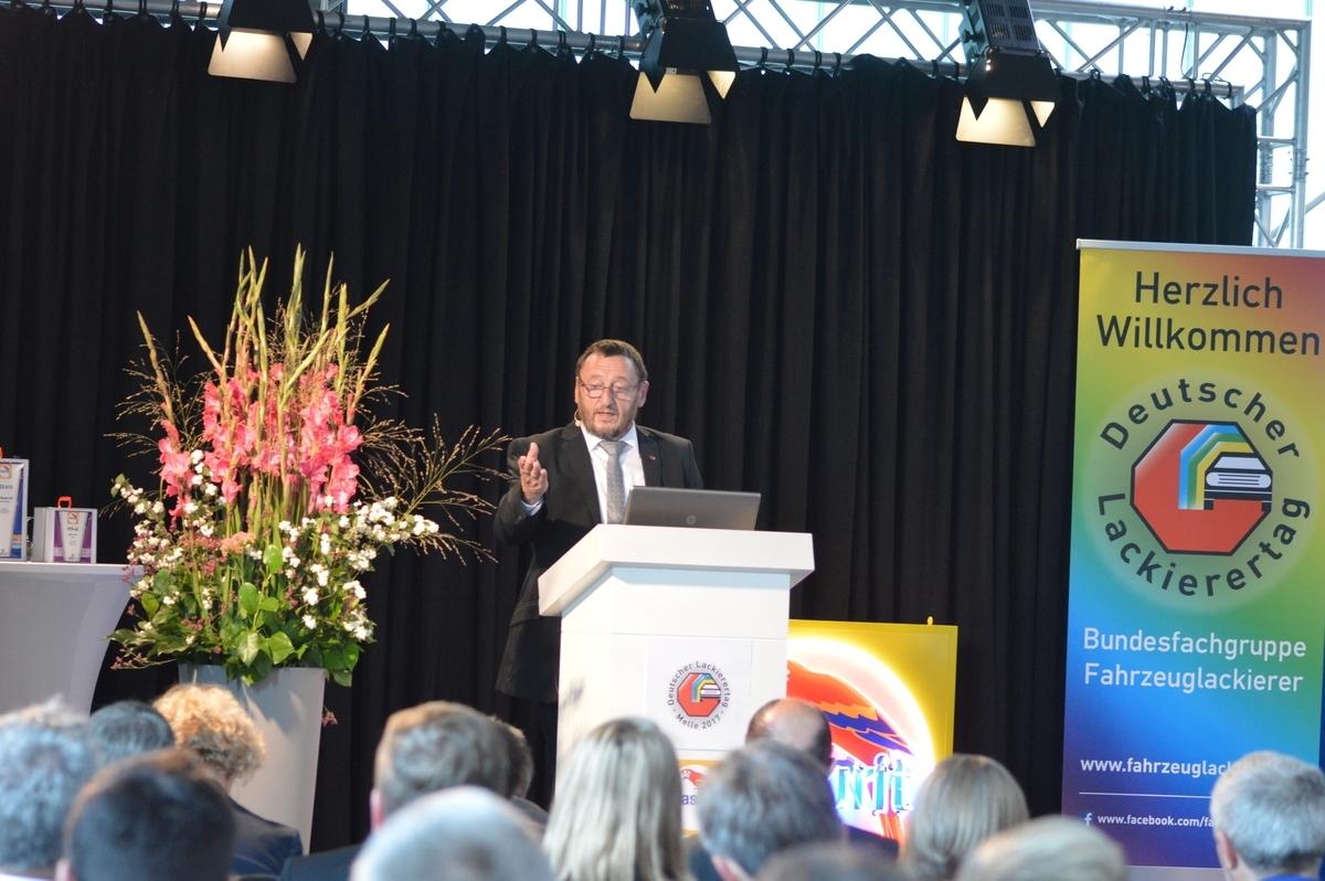 Deutscher Lackierertag 2020: Fachkräftesuche im Fokus