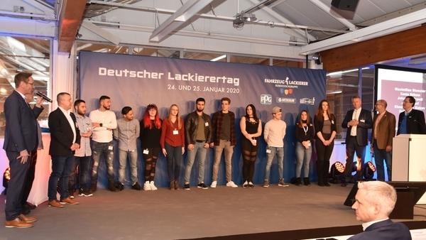 Auszeichnung für junge Fachkräfte