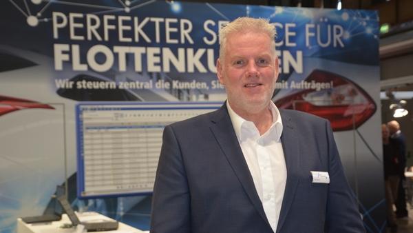 Axel Schmitz wird G.A.R.-Chef
