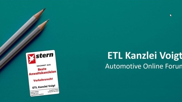 Nächstes Automotive Online Forum