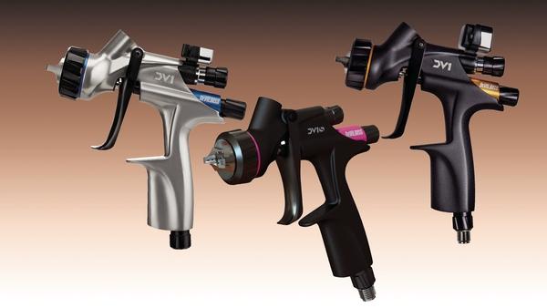 Aktion: Jetzt DV-1-Pistole kaufen und 25 Euro-Gutschein kassieren!